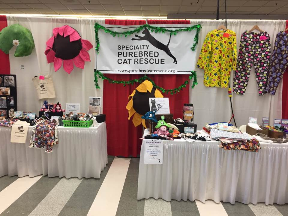 SPCR Booth at the Chicagoland Pet Expo 2017
